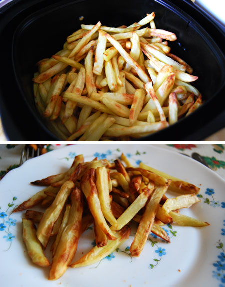 Philips airfryer frites sans huile the green geekette - Cuiseur frites sans huile ...