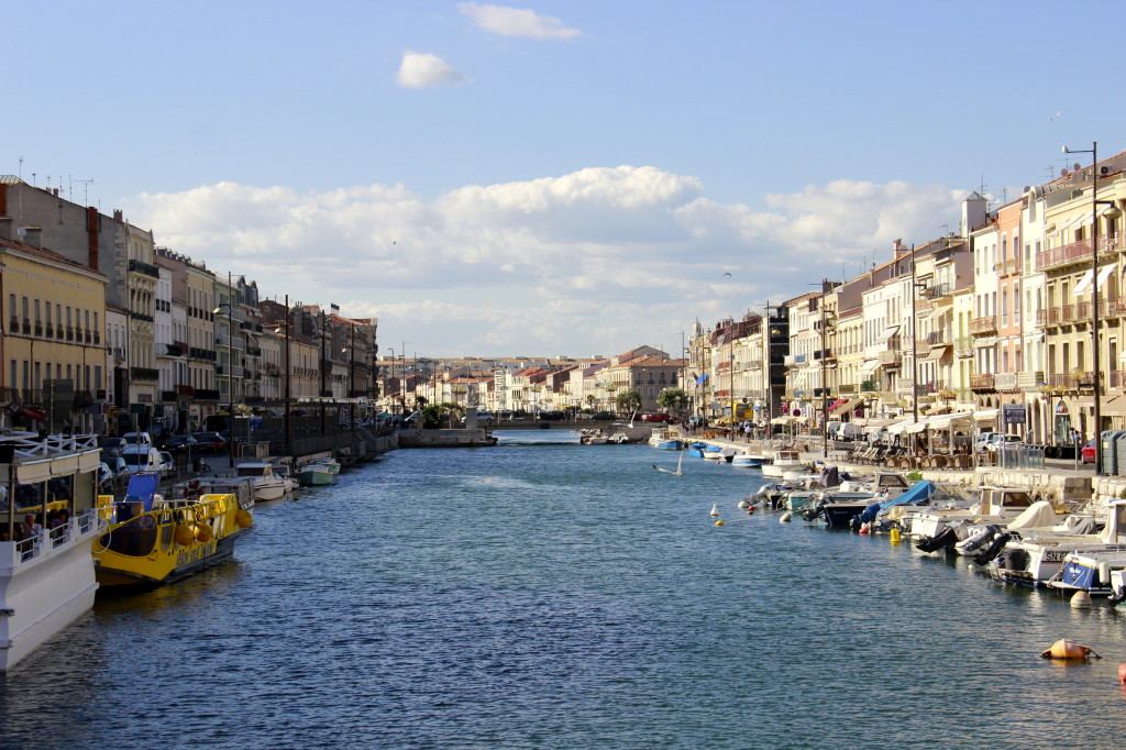 Sete, Venice of Languedoc